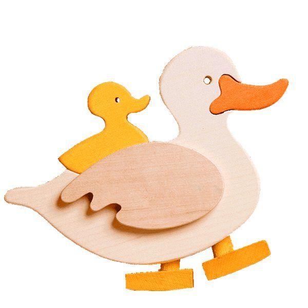 canard et toboggan