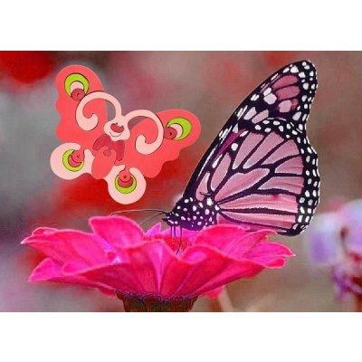 Puzzle Le Papillon