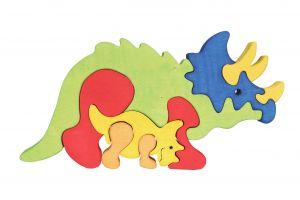 Puzzle Tricératops