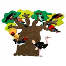 L'Afrique : le baobab