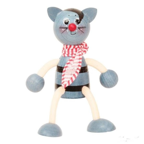 Les Zébulos  :  Monsieur chat